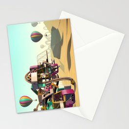 Form Exploration 5B Stationery Cards