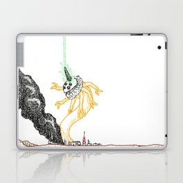 Explosion at the Labs Laptop & iPad Skin