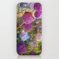 Lavender Flora  Slim Case iPhone 6s
