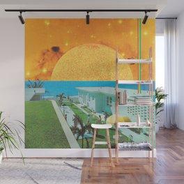 Summer house  Wall Mural