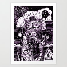 500 Art Print