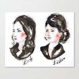 My Favorite Murder ssdgm LOOK-LISTEN Canvas Print