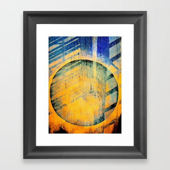 Balder Framed Art Print