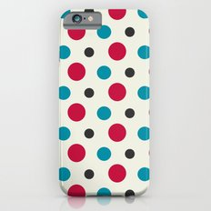 Like a Leaf [spots] iPhone 6s Slim Case