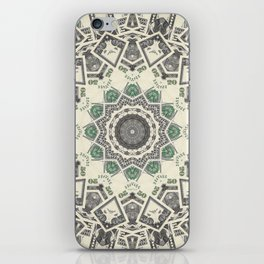 Fifty Fractals iPhone Skin