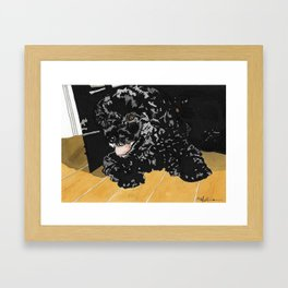 Dulce Framed Art Print