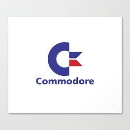 Commodore Canvas Print