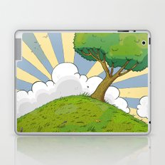 I want to be there Laptop & iPad Skin