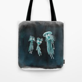Coraline Ghost Children Tote Bag