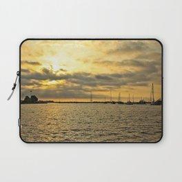 Annapolis Sunrise Laptop Sleeve