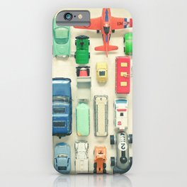 Free Parking iPhone Case