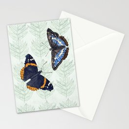 A Butterfly summer Stationery Cards
