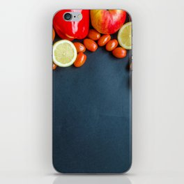 Fruit and Vegtables iPhone Skin