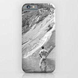 Bare Nature iPhone Case