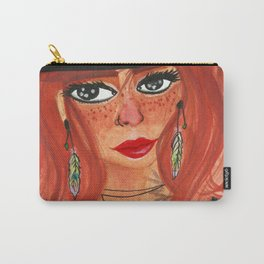 Witch - Tilda Carry-All Pouch