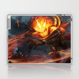 Infernal Diana League Of Legends Laptop & iPad Skin