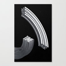 Space-Time Canvas Print