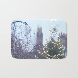 Christmas Lights in Marlow Bath Mat