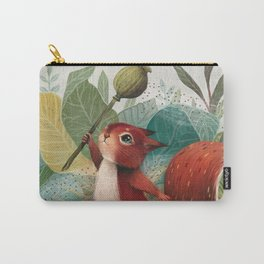 Perrin and the Poppy Pod Carry-All Pouch