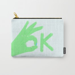 It's alright! Carry-All Pouch