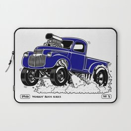 1946 Chevy Pick-up – BLUE Laptop Sleeve
