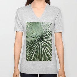 Succulent by Zouzounio Art Unisex V-Neck