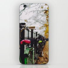 Berlin Bikes iPhone & iPod Skin