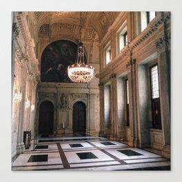 Palace Canvas Print