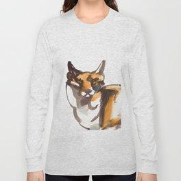 Mr Fox Long Sleeve T-shirt