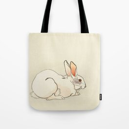 Le Lapin Tote Bag