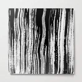 Frozen Falls No. 2 Metal Print