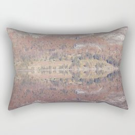 Autumn Reflection Rectangular Pillow