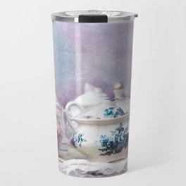 VINTAGE CHINA Travel Mug