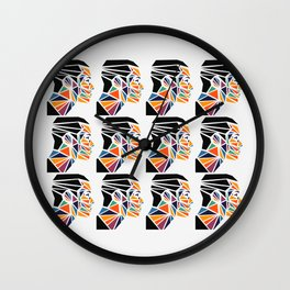 Lieutenant Gallagher   Wall Clock