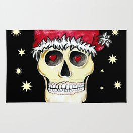 Smile, it's Christmas!! Rug