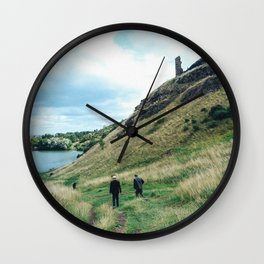 Arthur's Seat Edinburgh Wall Clock