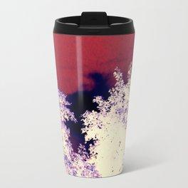 Red churche Travel Mug