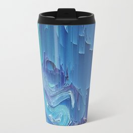 Delicate Deconstruction Travel Mug