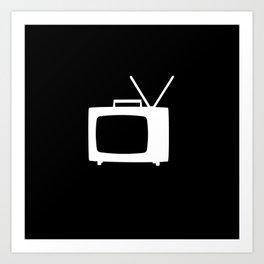 TV Art Print