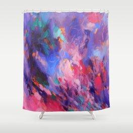 Vibrant Spring Shower Curtain