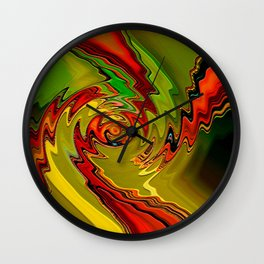 """The work of art is the riddle which no reason can dominate ""  Wall Clock"