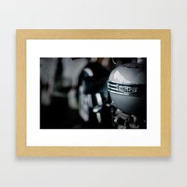 Triumphant Framed Art Print