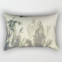 shadow patterns Rectangular Pillow