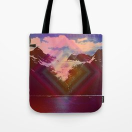 Into another dimension Tote Bag