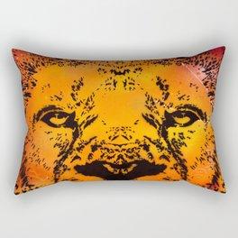 =RedLion= Rectangular Pillow