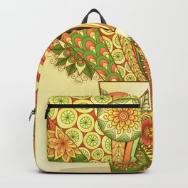 Coffee Surprise: Mandalas Backpack