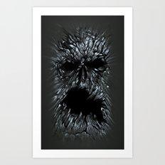 Necronomicon Art Print