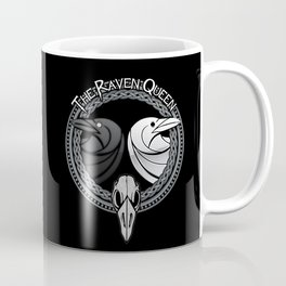 D&D - Raven Queen Coffee Mug