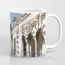 Royal Garden View - Alcazar of Seville Coffee Mug