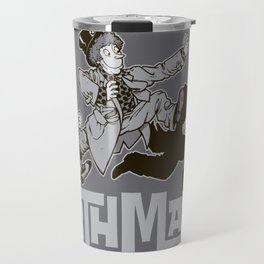 BirthMarx Black & White Travel Mug